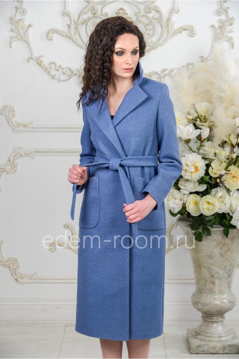 Женское пальто - 2019