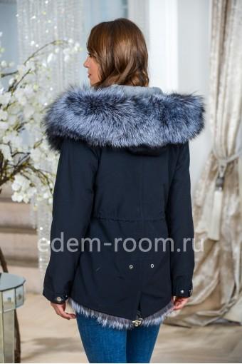 Зимняя куртка- парка