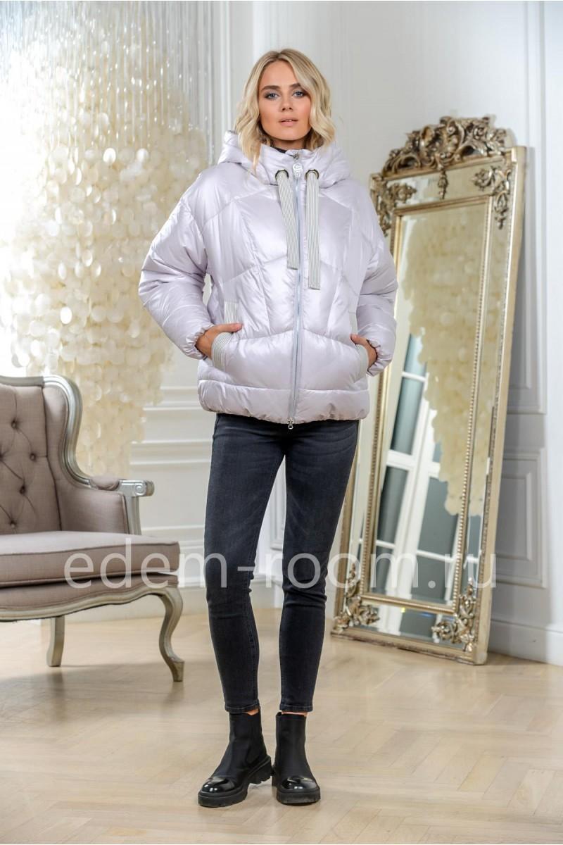 Женский пуховик - куртка