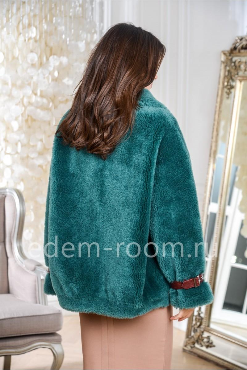 Куртка из натуральной шерсти