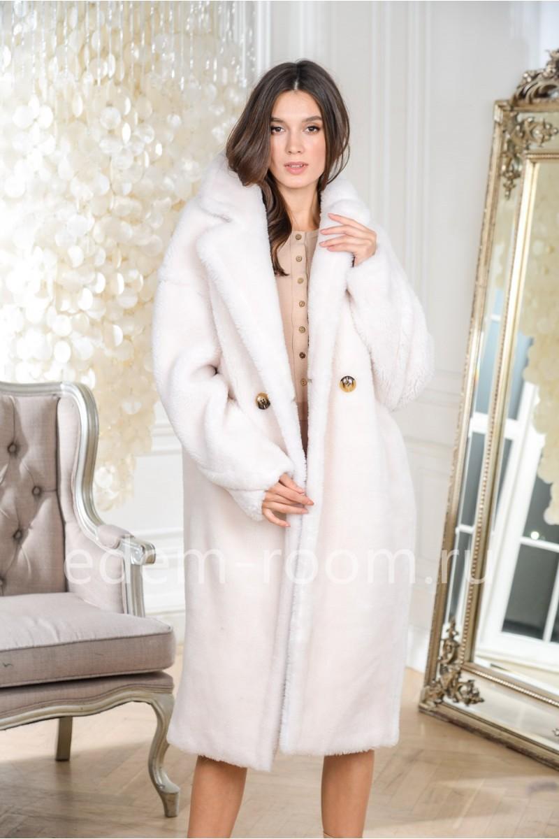 Шерстяное пальто MAXMARA