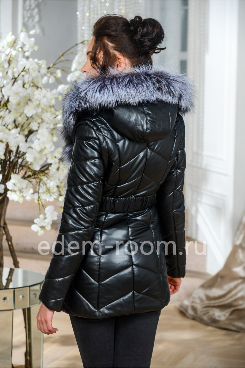 Куртка со съёмными рукавами