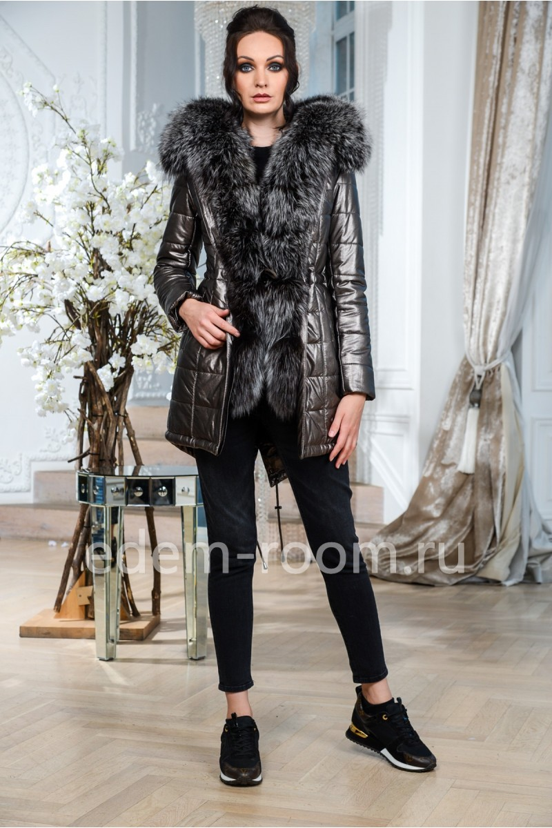 Зимняя куртка - парка