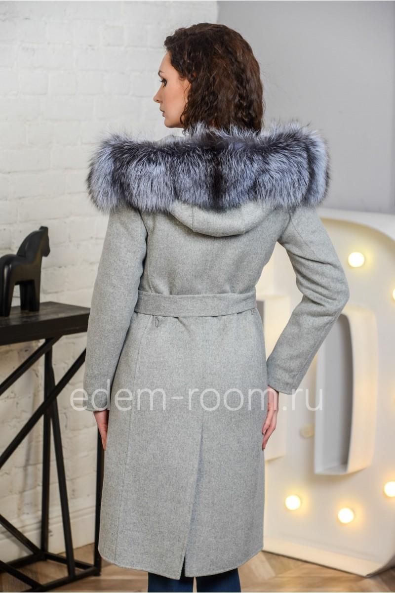 Зимняя парка -пальто
