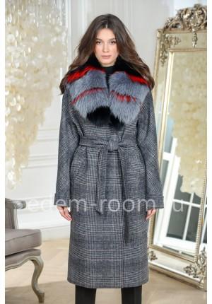 Зимнее пальто с мехом. Зима 2019/20