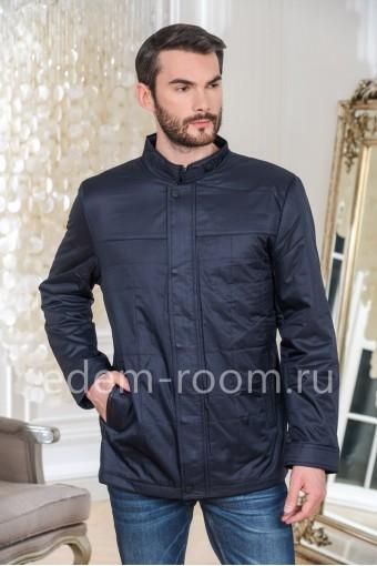 Облегчённая мужская куртка из ткани до 70 размера