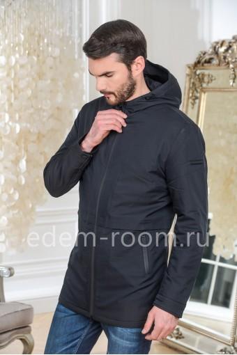 Тканевая мужская куртка