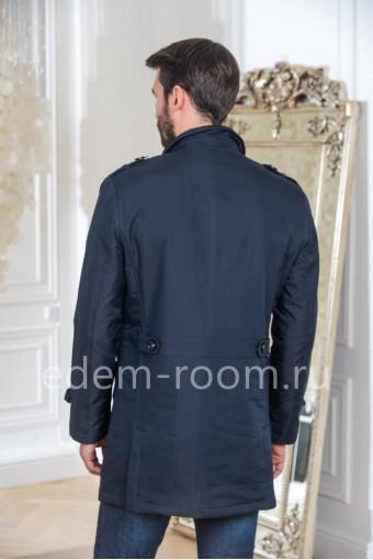 Утеплённая куртка для межсезонья