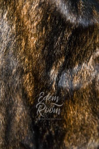 Мужская куртка - парка на мехе