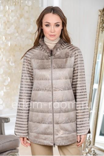 Женская куртая для весны