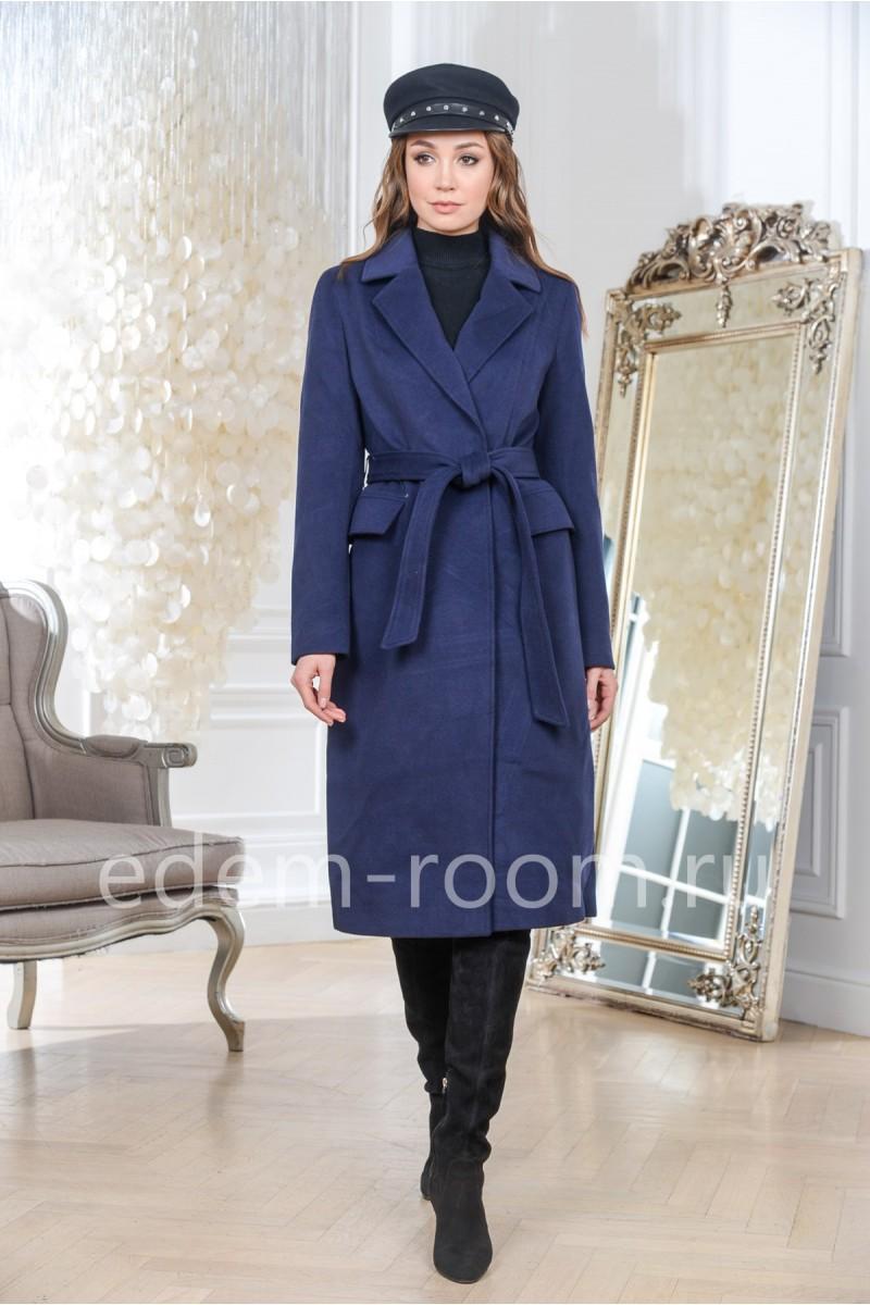 Классическое пальто для весны и осени