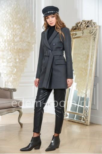 Эксклюзивное пальто - пиджак