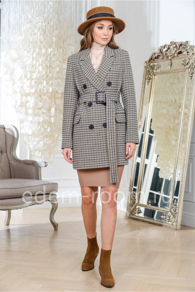 Модное пальто - пиджак