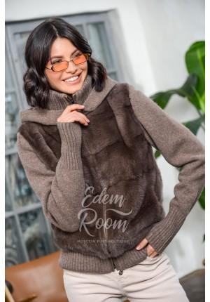Куртка из меха норки