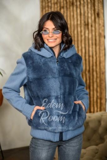 Меховая куртка из норки