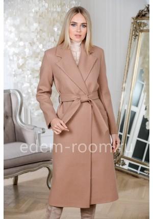 Весеннее пальто - халат