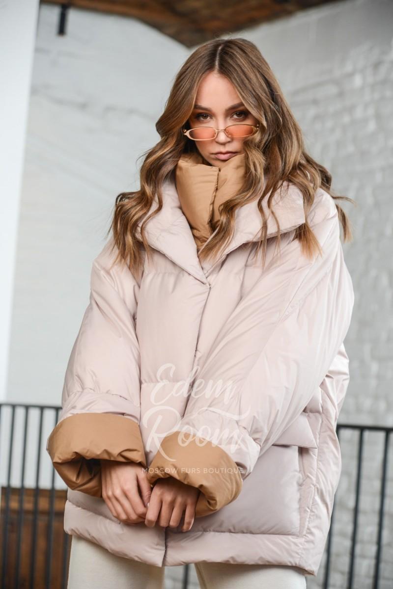 Куртка - пуховик oversize