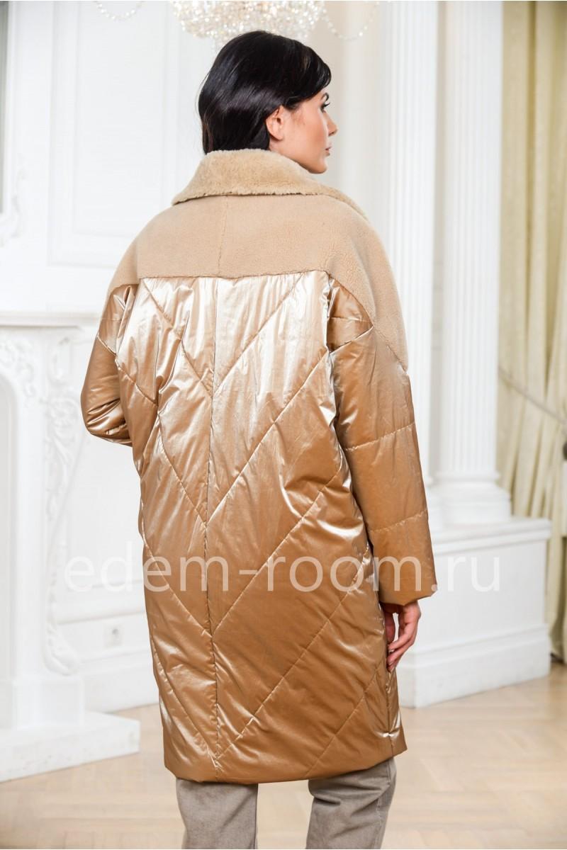 Легкое демисезонное пальто