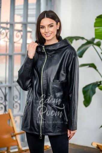 Кожаная куртка на большие размеры