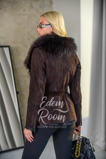 Облегчённая дублёнка - куртка