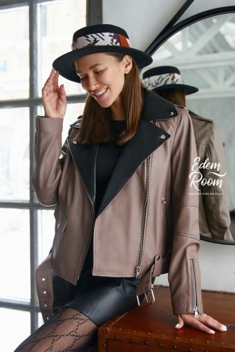 Куртка - косуха из кожи