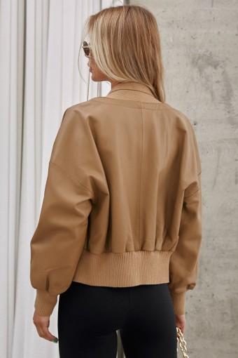 Кожаная куртка Хит продаж