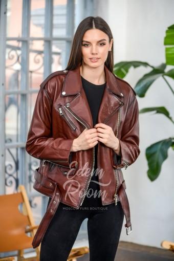 Косуха - куртка из кожи Джумбо