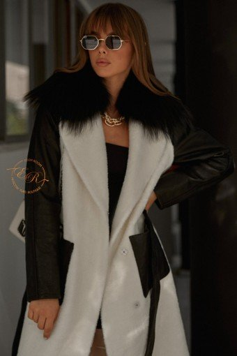 Итальянское пальто для межсезонья