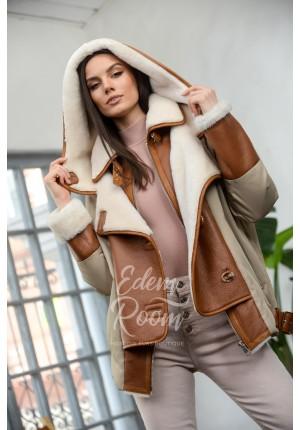 Куртка  - дублёнка
