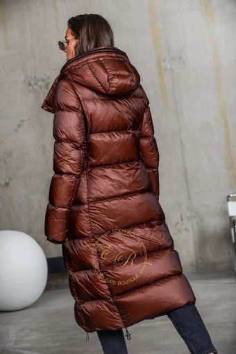 Итальянский пуховик пальто