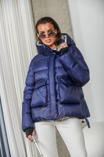 Облегчённая пуховая куртка