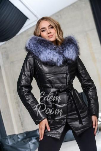 Кожаная куртка для Еврозимы