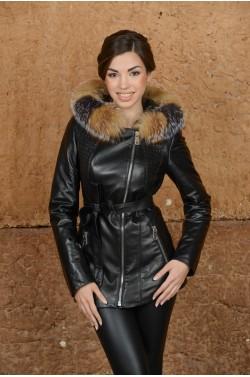 Осенняя кожаная куртка - 2014