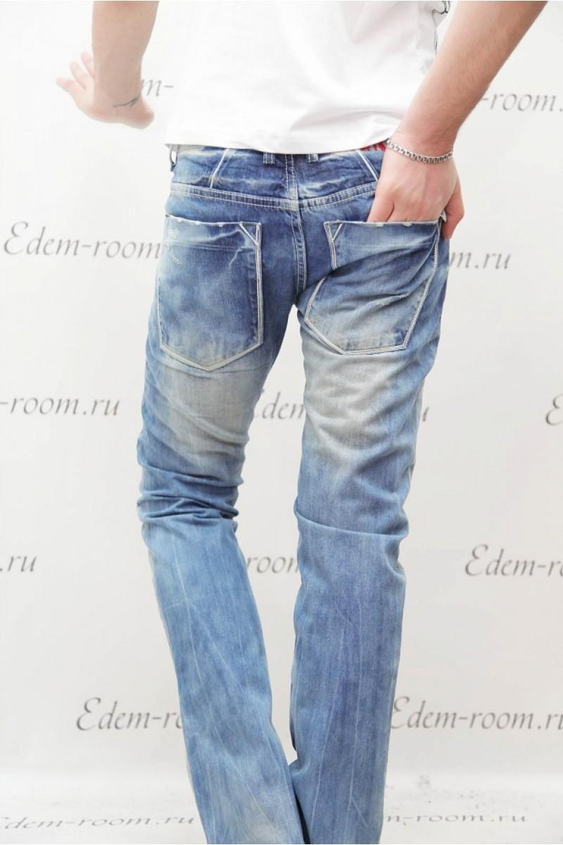 Молодёжные джинсы