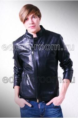 Мужская куртка из натуральной кожи Milanmisi