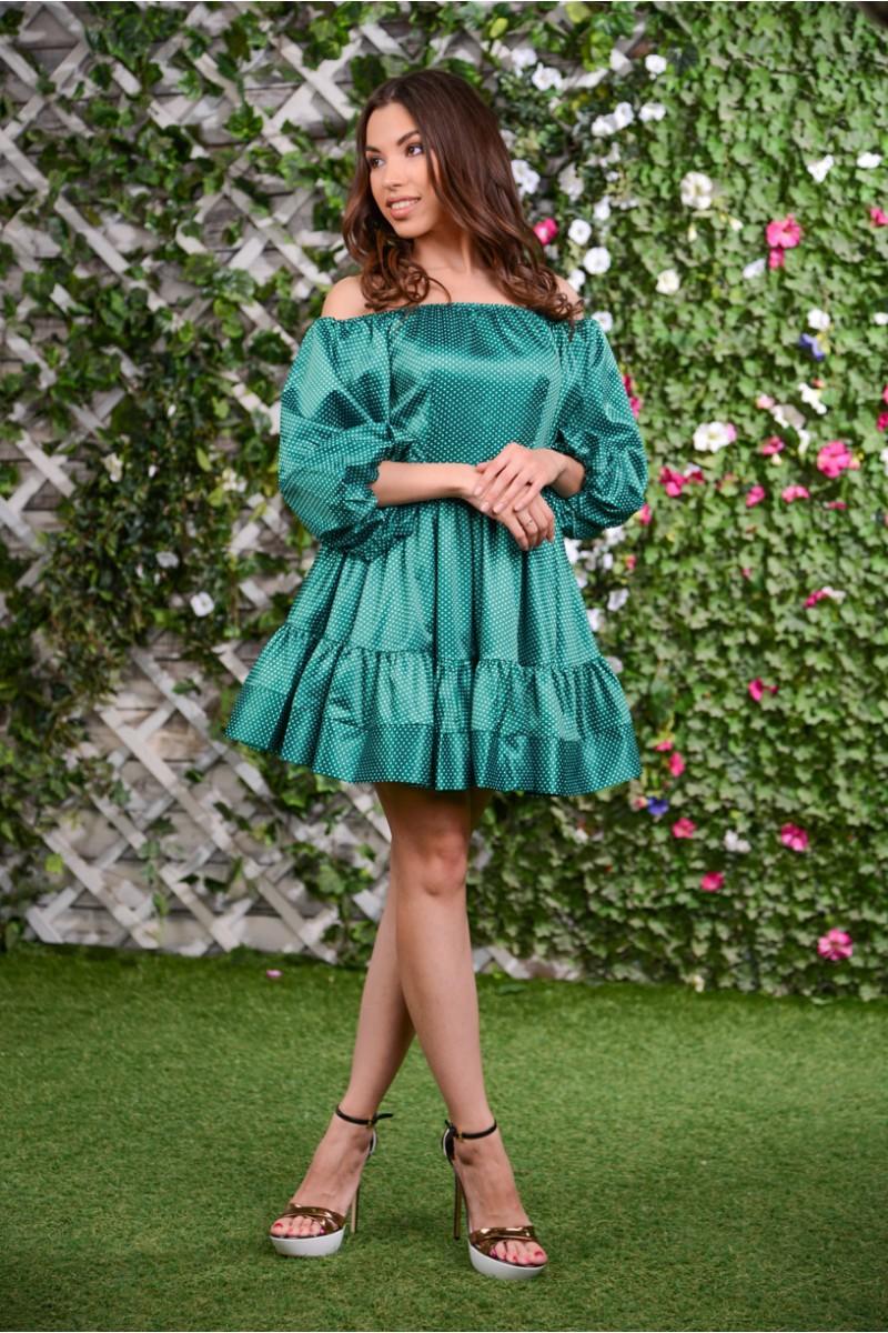 Великолепное платье бэби-долл