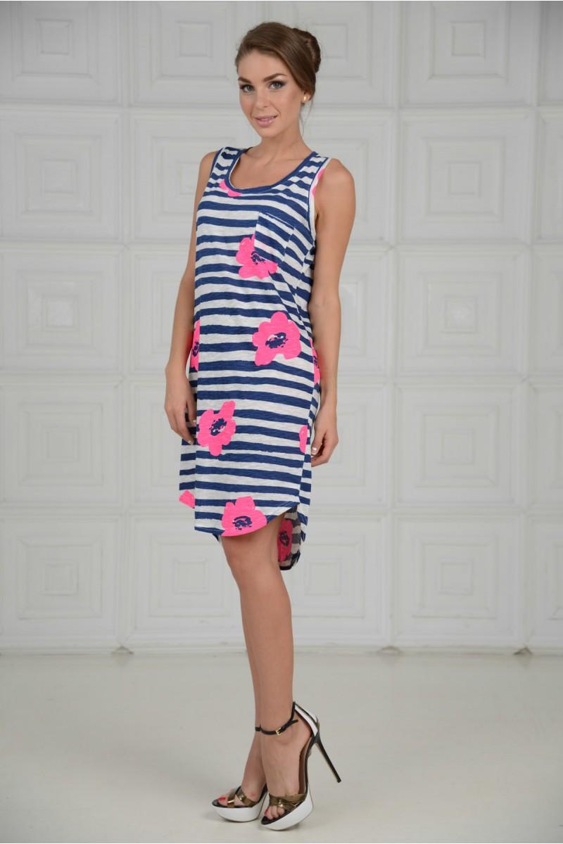 Платье - морячка