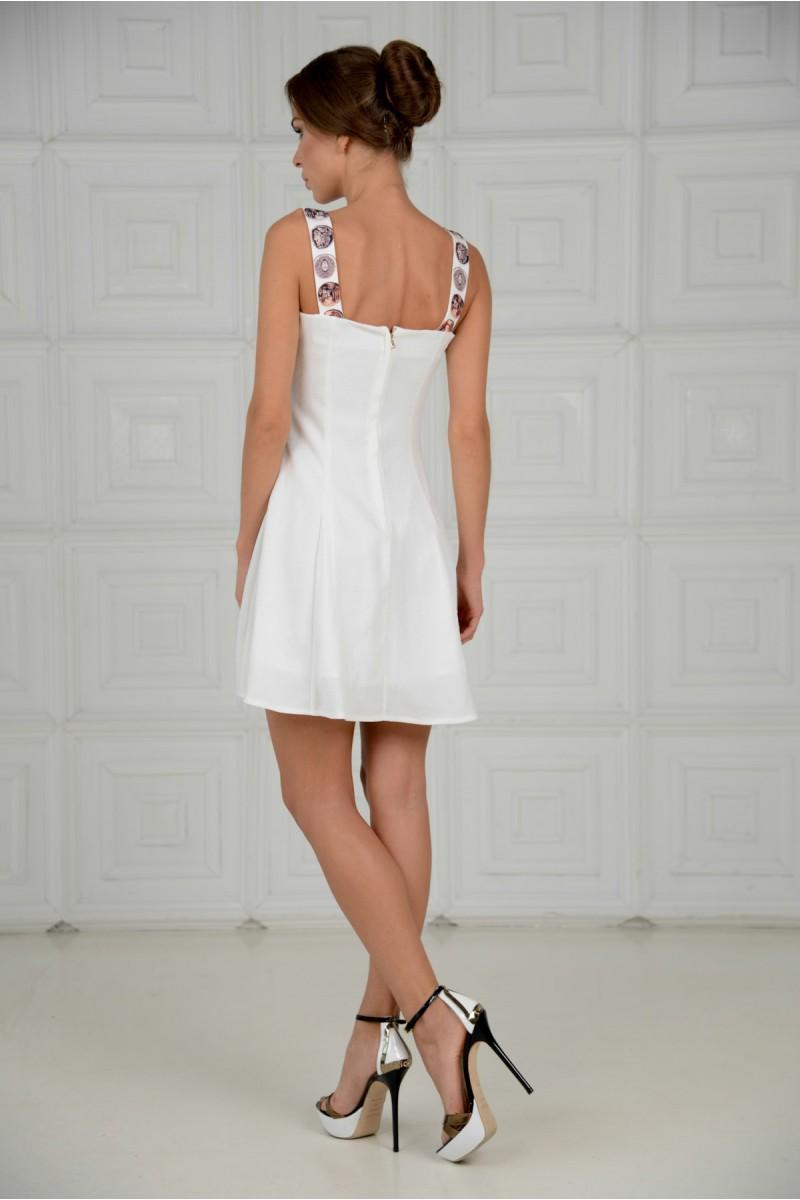 Нежный сарафан -платье