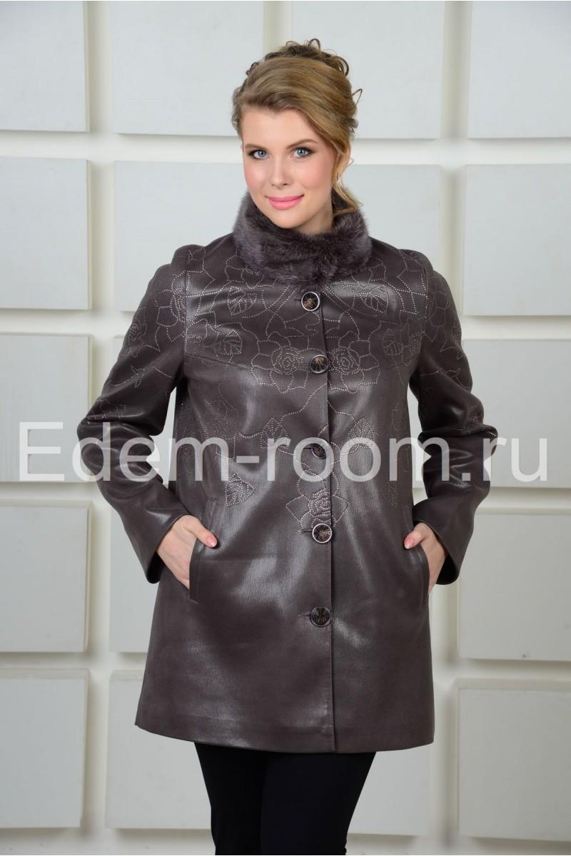 Куртка для больших размеров