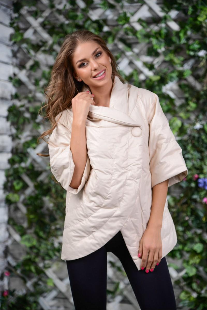 Модная куртка на синтепоне