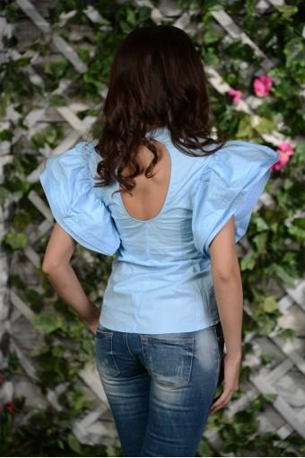 Вечерняя блузка