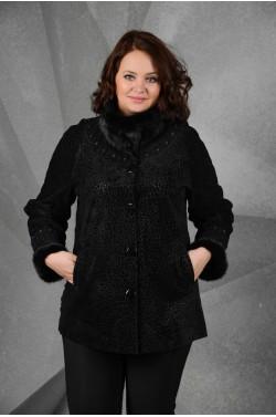 Замшевая куртка на женщин