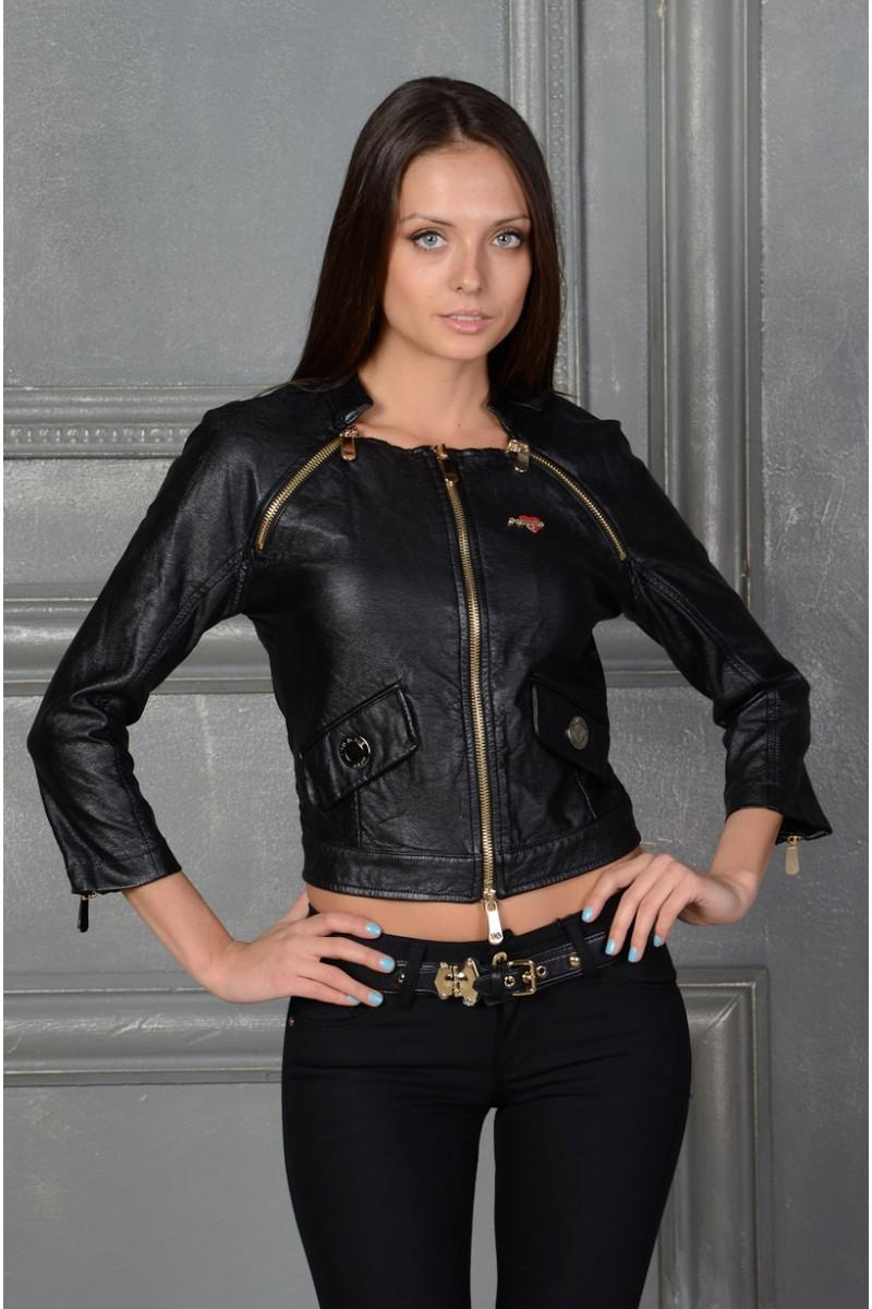 Женская короткая куртка AMN