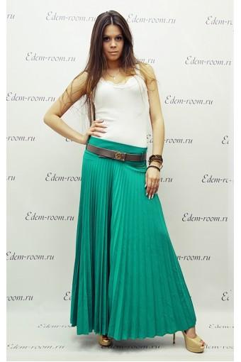 Длинная плиссированная юбка от SOGO