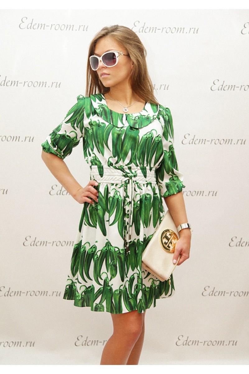 Платье из ультра-стильной коллекции