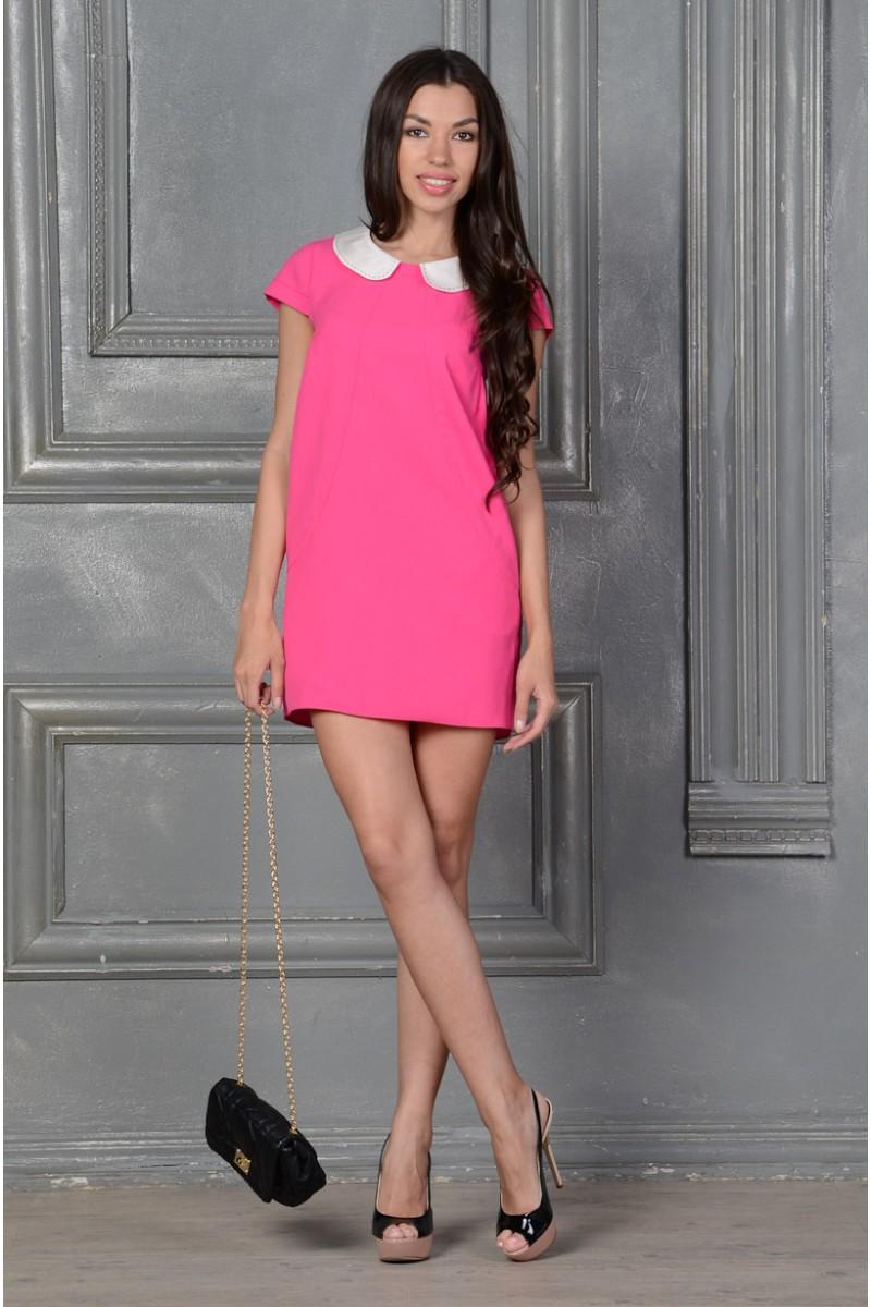 Яркое платье в стиле Кэнди-Гёрл