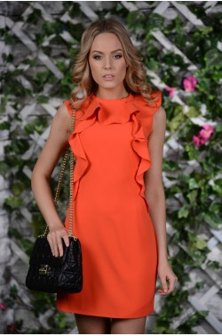 Платье - Оранж